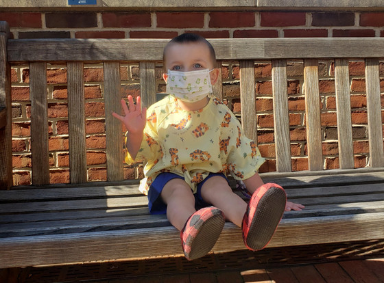 Help Support Our Newest Alyssa House Patient - Meet Sawyer!