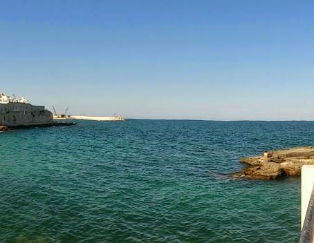 Puglia and Pulia: Beside the seaside