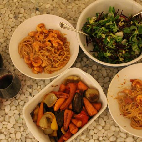 Danielle's Delicious Dinner