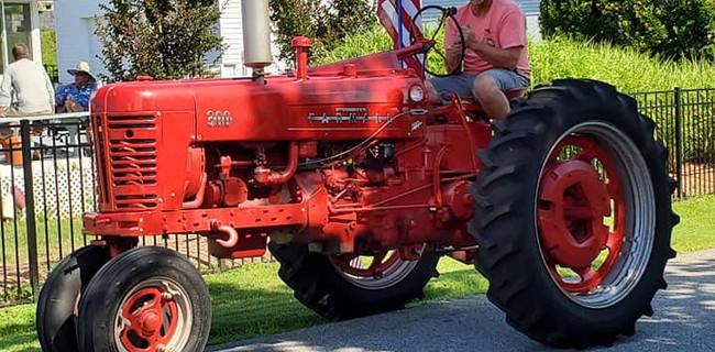 Glynn tractor