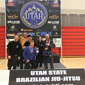 2017 Utah State BJJ Championships Results - GVMA