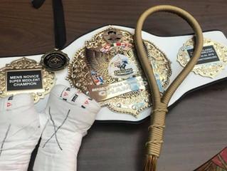 2018 TBA World Classic Champion - Savage Sam White