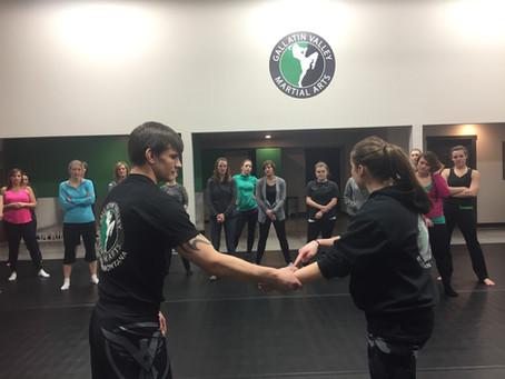 Women's Self-Defense Classes in Bozeman, Montana