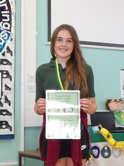 School Values Award