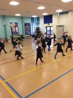 hedgehog dance workshop