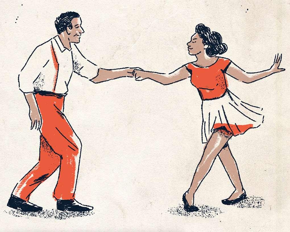 Lindy Hop Swing