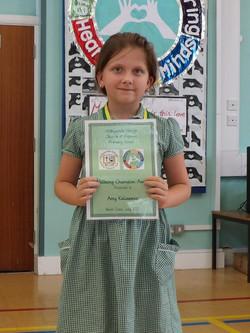 Wellbeing Champion Award