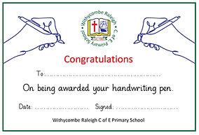 Handwriting pen award certificates.jpg