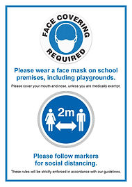Face coverings on site sign.jpg