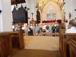 Church Services