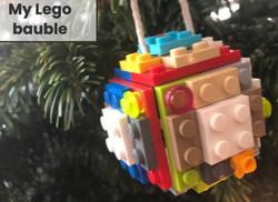Joseph's lego