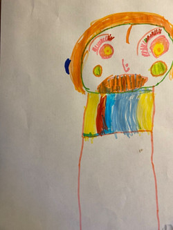 mabel portrait of mummy