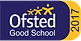 Ofsted Good School Logo 2017