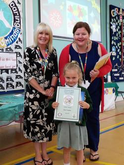 Effort Award
