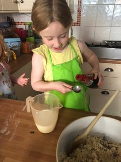 Freya's Wartime Recipe