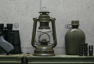 使わなくても欲しい!フュアハンド灯油ランタン!