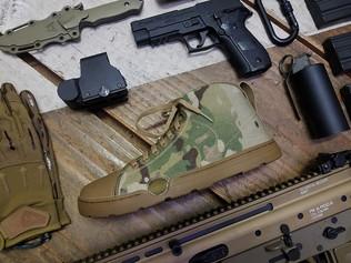 米軍納品ブランドの水陸両用スニーカー!