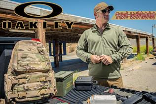 OAKLEY チャンバーレンジ バック!射撃場に行く為の33Lバックパック!