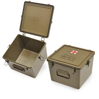 活用!米軍メディカルプラボックス!