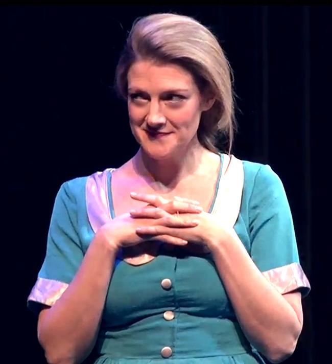 Susannah, Act 1