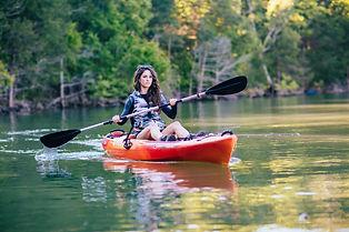 Kayak Fishing Arkansas
