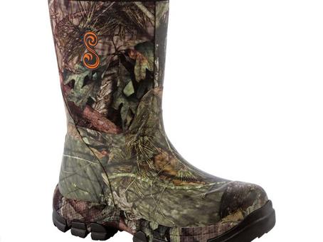 """SHE Outdoor SpanTough 9"""" Boot"""