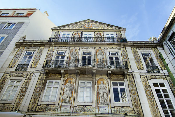 Casa de Ferreira dos Tabuletas Lisboa
