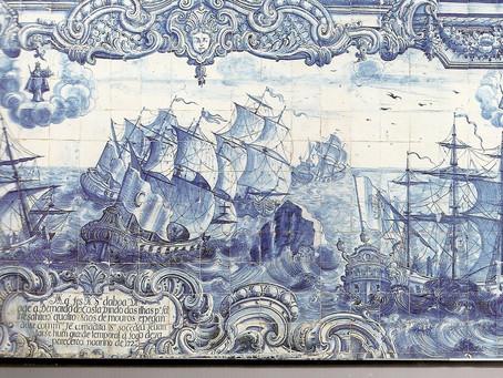 A história do azulejo