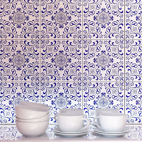 Azulejo Português Viseu