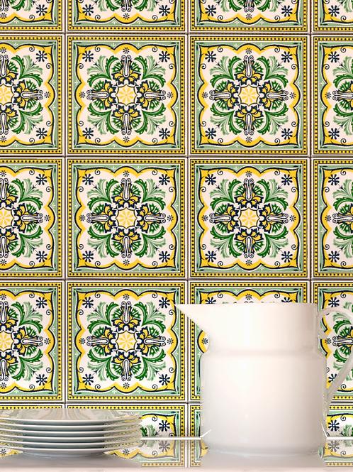 Azulejo Português Queluz