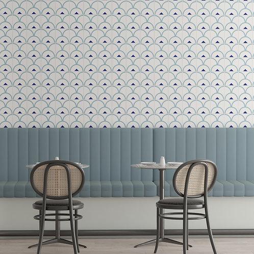 Azulejo Geométrico Hidra