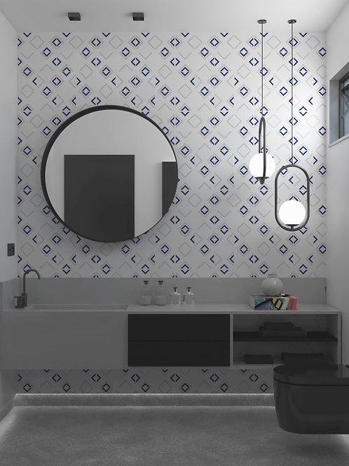 Azulejo Geométrico Andros