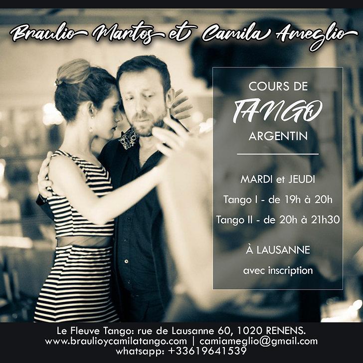 tango lausanne