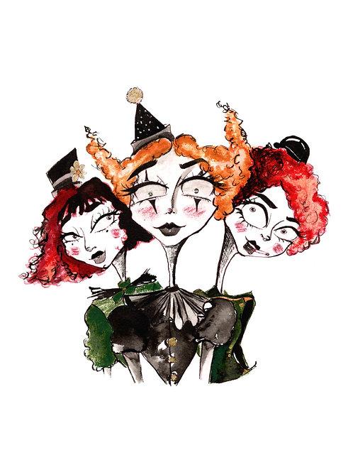 Circus Trio