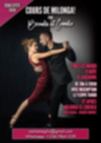 cours de tango à lausanne