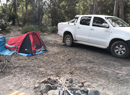 Camping Essentials When Off The Grid