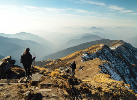 Take a Hike!                                               10 Benefits of Going for a Hike
