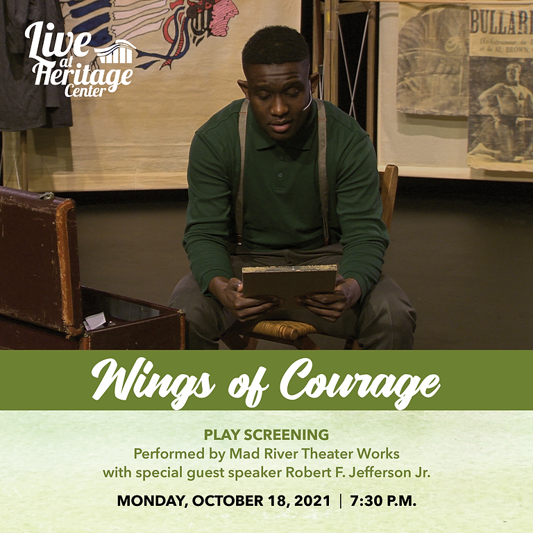 """Wings of Courage"" Play Screening"
