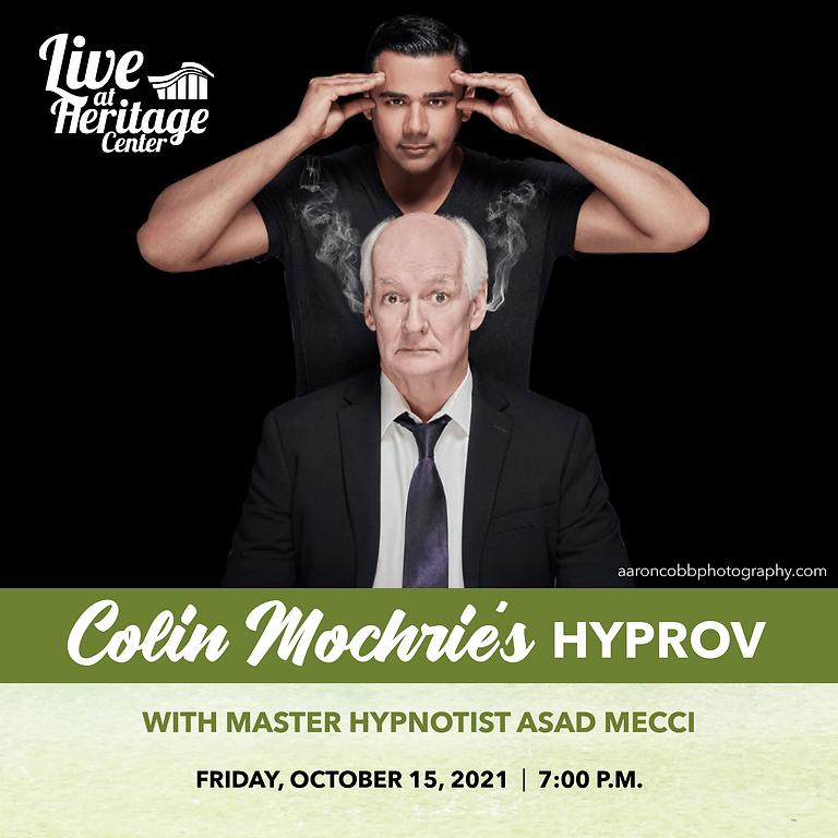 HYPROV: Improv Under Hypnosis