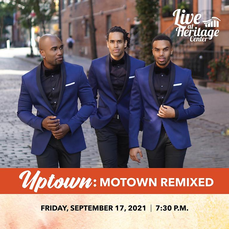 Uptown: Motown Remixed