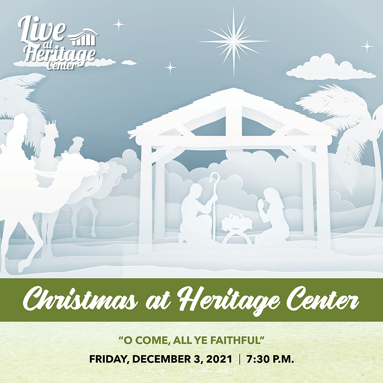 Christmas at Heritage Center