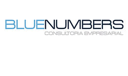 logo Blue Numbers