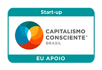 CAPITALISMO CONSCIENTE - Selo Startup -