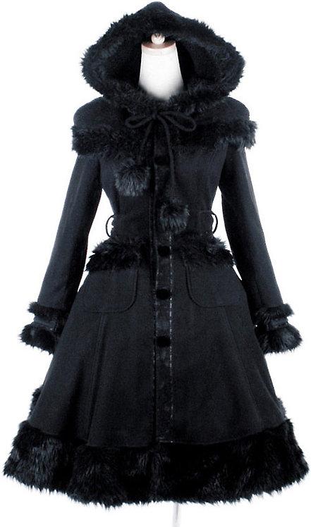 Manteau DOLLY Noir