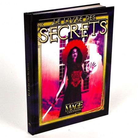 MAGE L'ASCENSION : Le Livre des Secrets