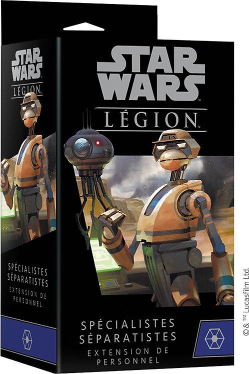 Star Wars LEGION : Extension d'Unité SPECIALISTES SEPARATISTES