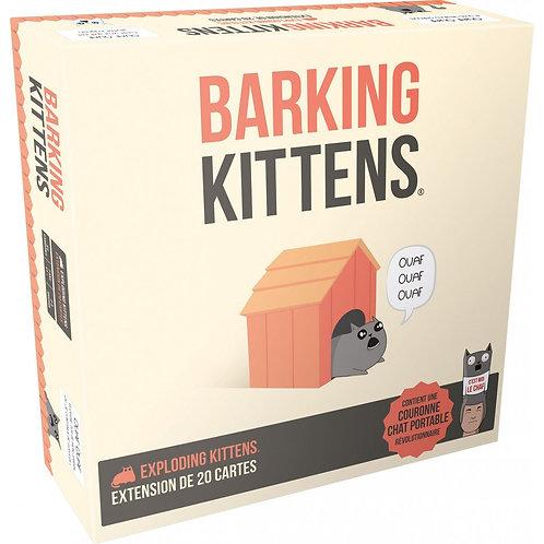 Barking Kittens - Extension de 20 Cartes