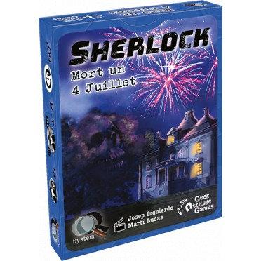 Q SYSTEM : Sherlock - Mort un 4 Juillet