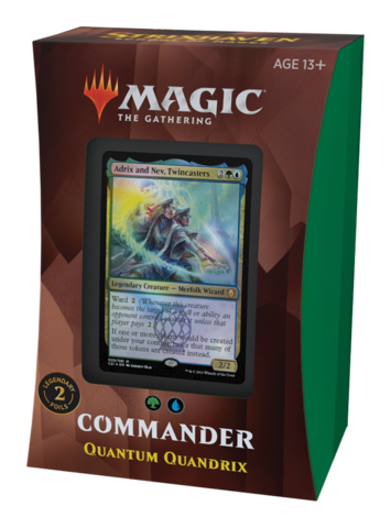 MAGIC: Deck de Commander Strixhaven VF