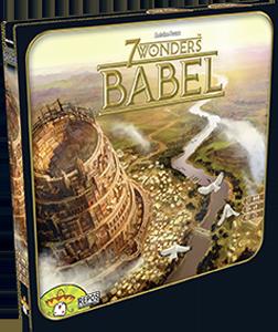 7 WONDERS : Extension BABEL